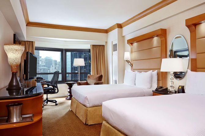 New York Hilton Midtown, New York City