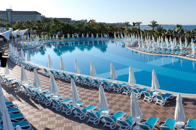 Paloma Oceana Resort, Antalya & ses environs