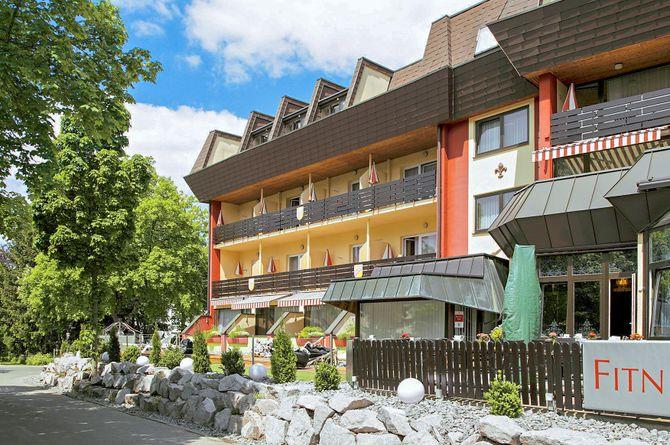 Waldeck SPA Kur- & Wellness Resort, Forêt-Noire