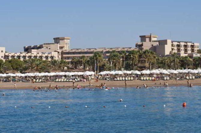 Crystal Tat Beach Golf Resort & Spa, Antalya & ses environs
