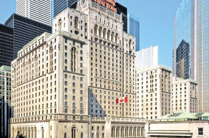 Fairmont Royal York, Toronto