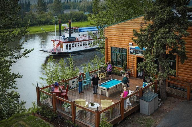 Pike's Waterfront Lodge, Fairbanks