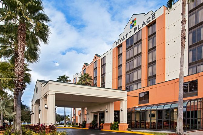 Hyatt Place Orlando Universal, Orlando & Umgebung