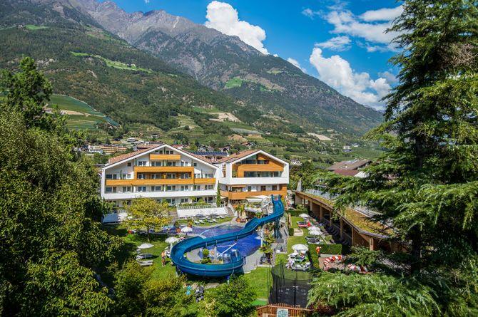Familien Wellness Residence Tyrol, Vinschgau