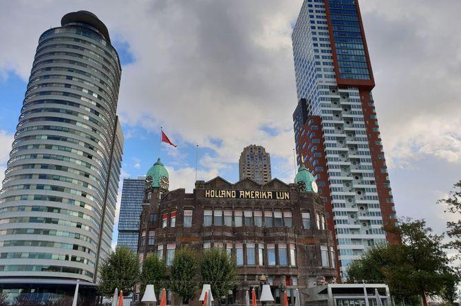 New York Rotterdam, Rotterdam