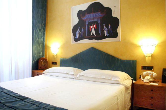 Best Western Art Deco, Provinz Rom