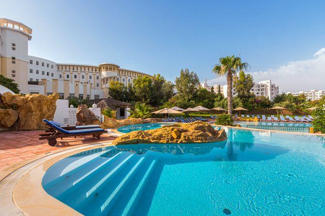 Medina Solaria & Thalasso, Nord de la Tunisie