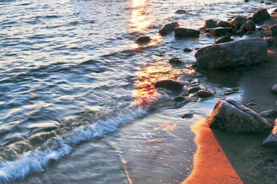 Hudson Bay Ufer
