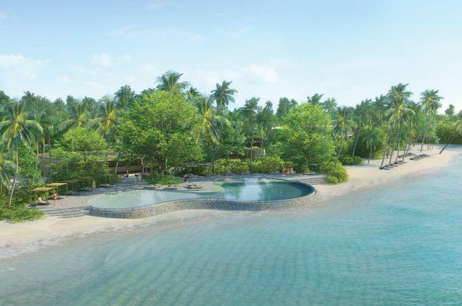 Patina Maldives Fari Islands, Maldives