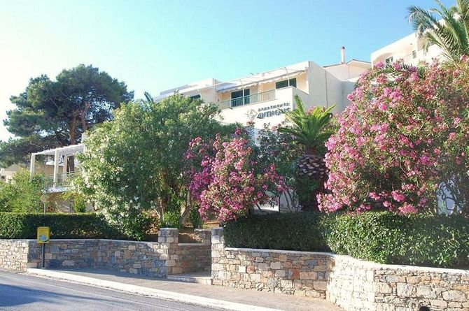 Appartements Anthemis, Samos