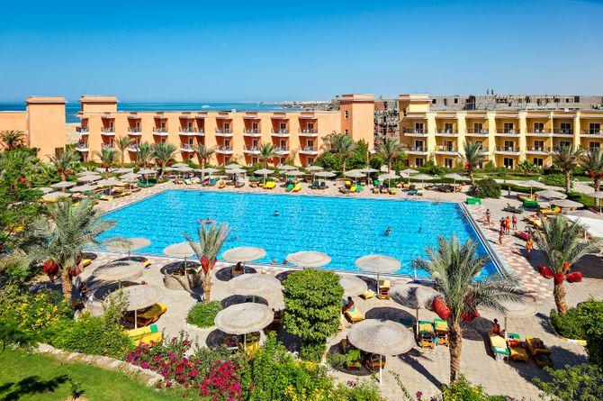 Three Corners Sunny Beach Resort, Hourghada