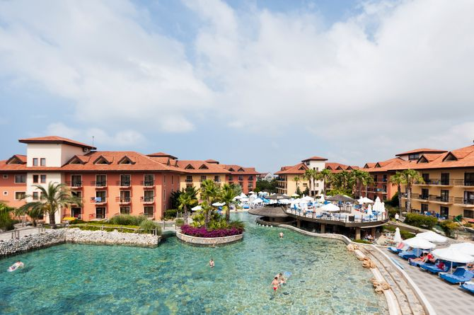 Club Grand Aqua, Antalya & Umgebung