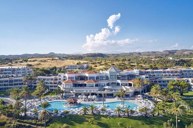 Rodos Princess Beach Hotel, Rhodes