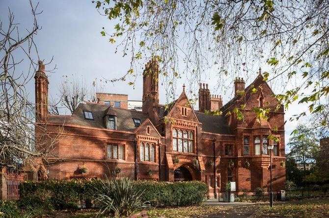 St. Paul's Hôtel, Londres