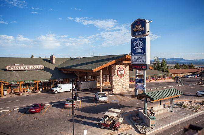 Best Western Plus Ruby's Inn, Parcs nationaux (USA)