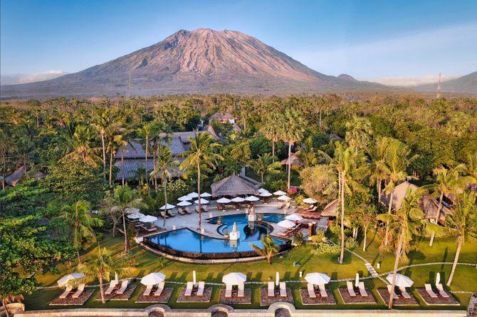 Siddhartha Ocean Front Resort & Spa, Bali