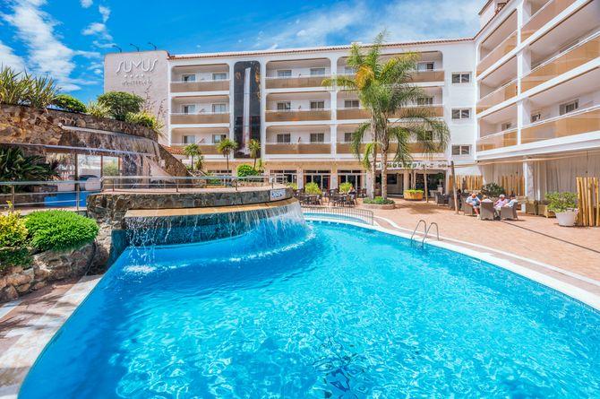 Sumus Hotel Monteplaya, Costa Brava