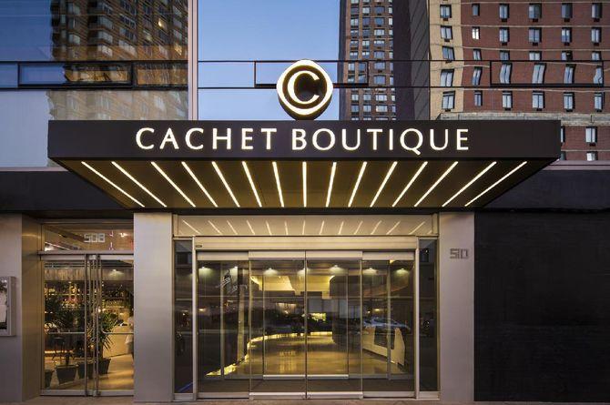 Cachet Boutique Hôtel NYC, New York City