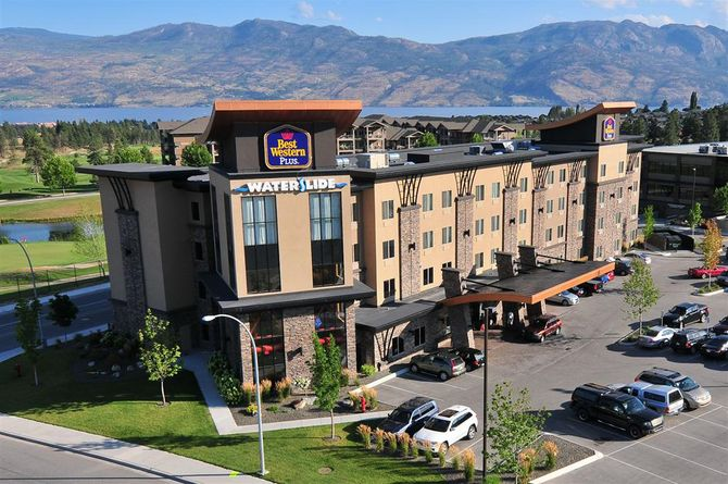 Best Western Plus Wine Country Hotel & Suites, Kelowna