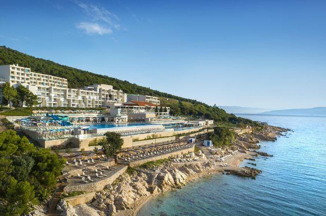 Valamar Bellevue Resort, Istrien