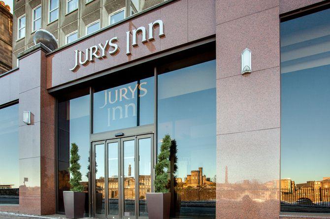 Jurys Inn, Edinburgh