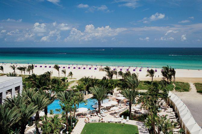 Loews Miami Beach Hotel, Miami