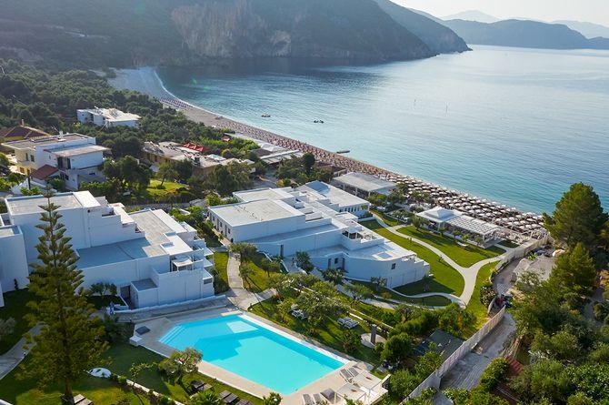 Lichnos Beach Hotel, Preveza
