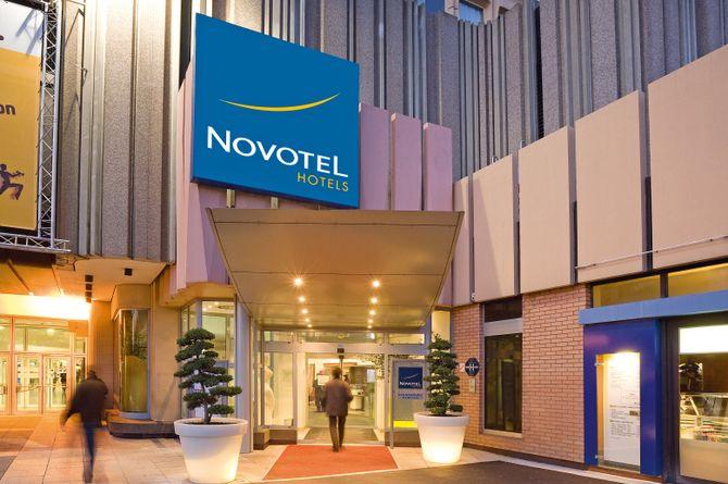 Novotel Centre Halles, Strassburg