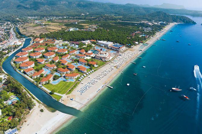 Güral Premier Tekirova, Antalya & ses environs