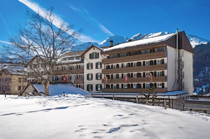 Sunstar Hotel Wengen - Forfait ski, Région de la Jungfrau