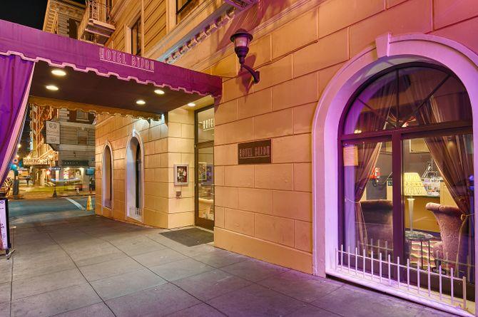 Hôtel Bijou, San Francisco