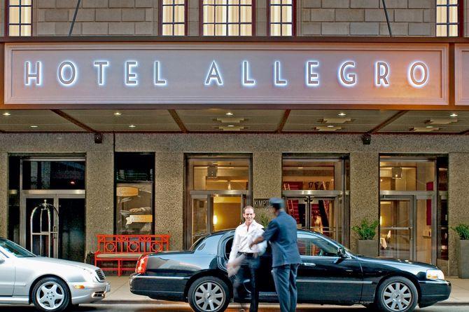 Kimpton Hotel Allegro, Chicago