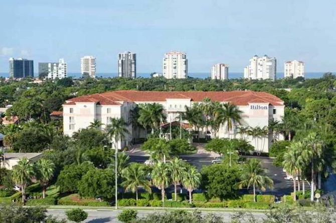 Hilton Naples, Naples Beach