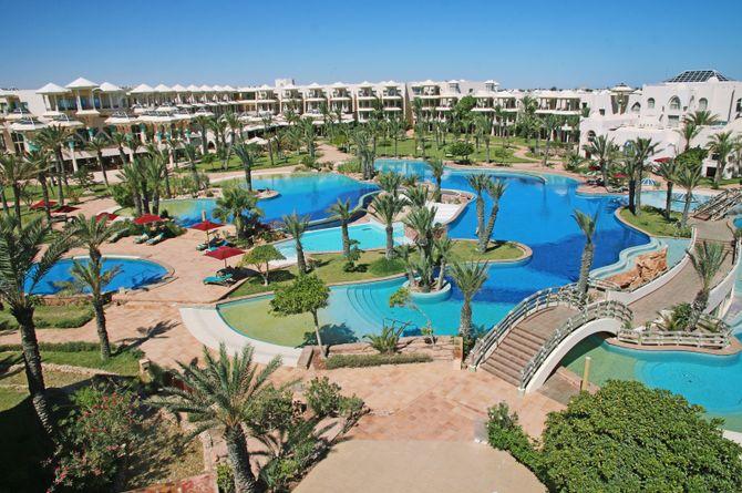 Hasdrubal Prestige Thalassa & Spa, Djerba / Sud de la Tunisie
