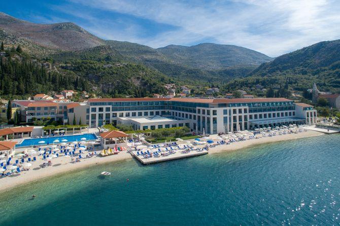 Admiral Grand Hotel, Dubrovnik & ses environs