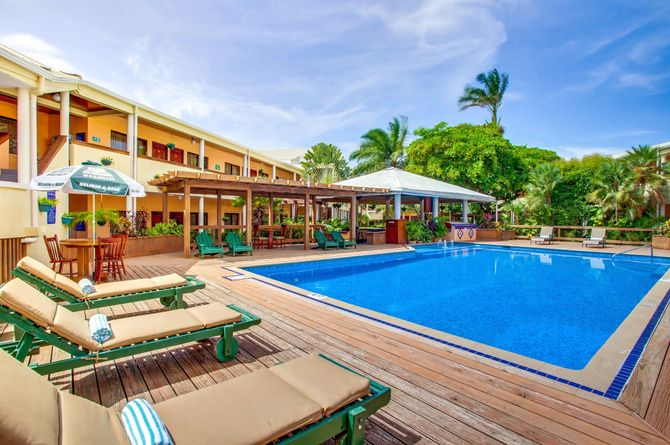 Biltmore Plaza, Belize City
