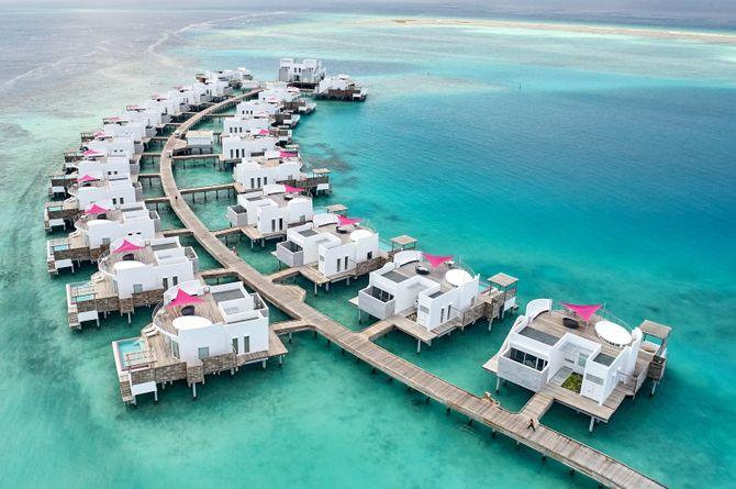 LUX* North Male Atoll, Malediven