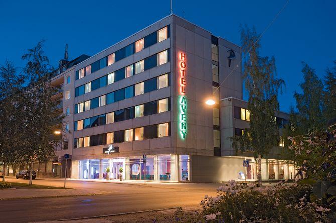 Hôtel Aveny, Umeå