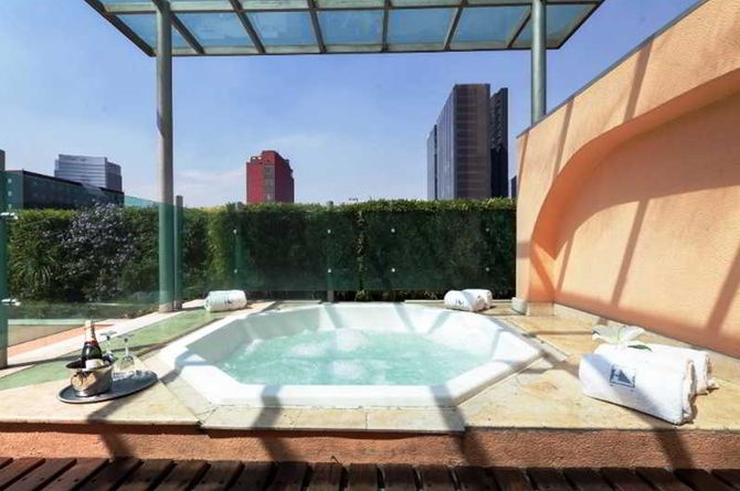 Eurostars Zona Rosa Suites, Mexico City