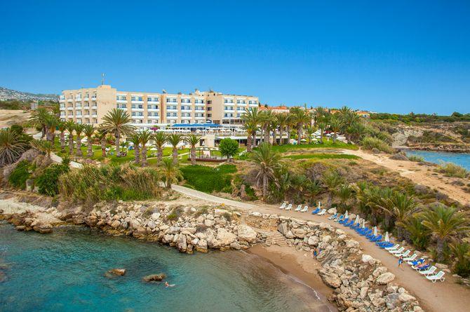 Queen's Bay Hotel, Zypern