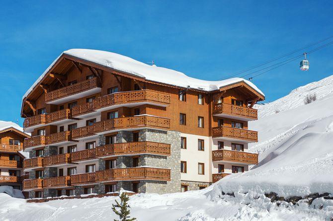 Les Chalets de l'Adonis, Savoyer Alpen
