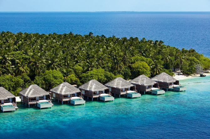 Dusit Thani Maldives, Maldives