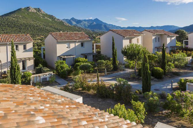 Résidence Odalys Les Villas de Belgodère, Corse - côte ouest