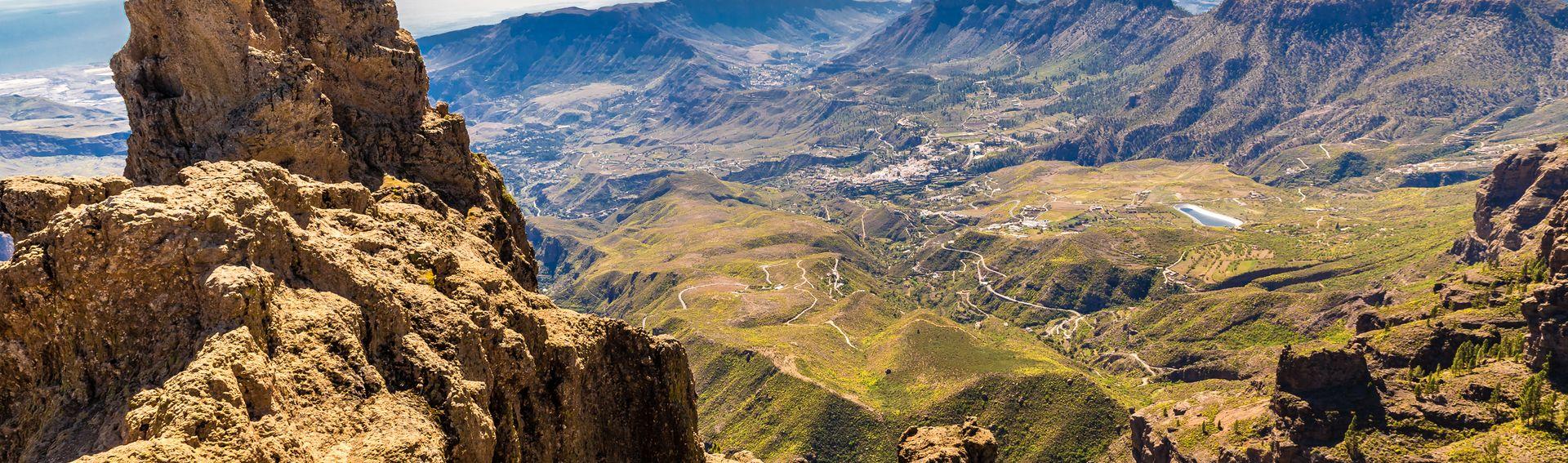Gran Canaria Landesinneres