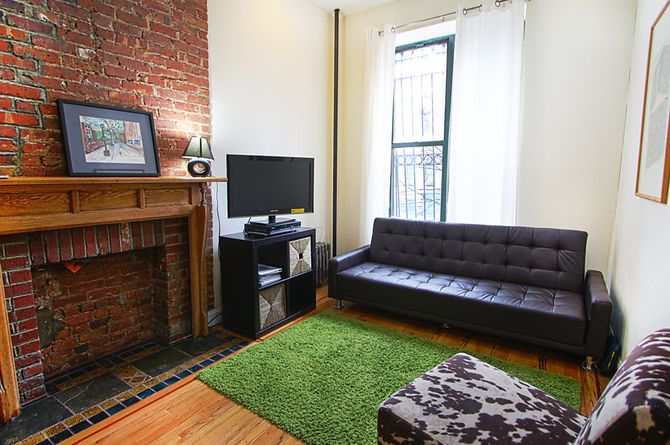 Appartement 112 West 136th Street, New York City