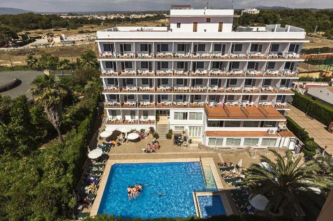 Don Miguel Playa Hotel, Majorque