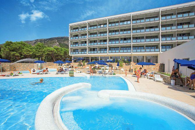 Bluesun Grand Hotel Elaphusa, Dalmatie du Nord et centrale