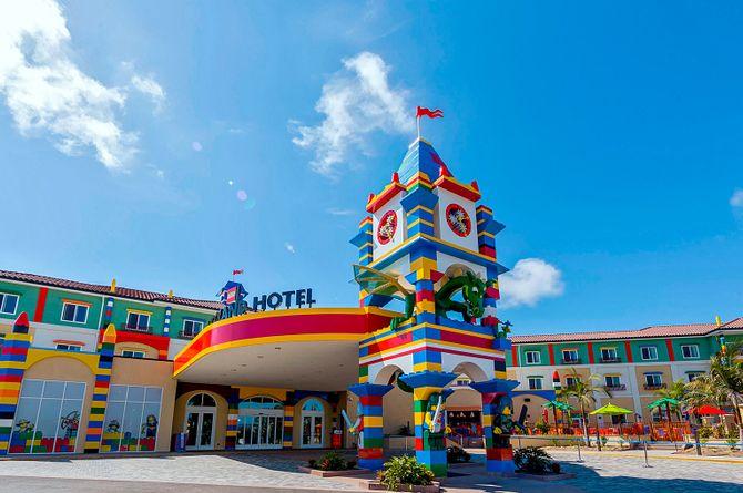 Legoland Hotel, San Diego