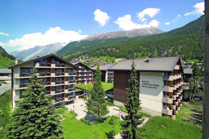 Hôtel Ambassador Zermatt, Haut-Valais