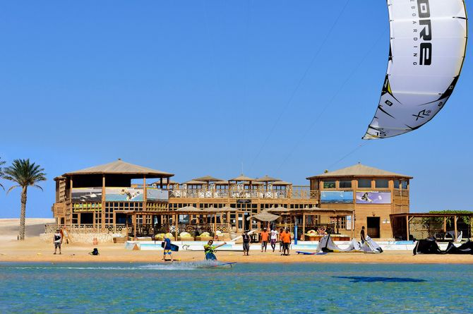 The Breakers Diving & Surfing Lodge, Hurghada
